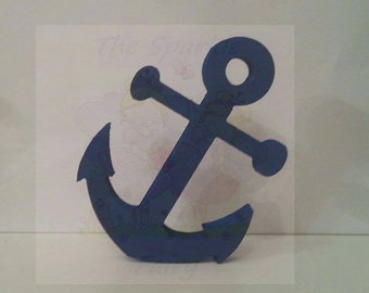 Free standing Anchor