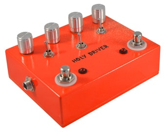 Holy Driver® Overdrive and Boost Pedal