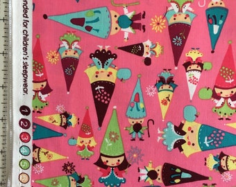 Fairyville-Fabric by the Yard-Camelot Faabrics