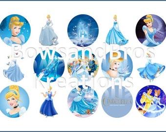 Cinderella Bottle Cap Images