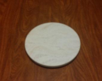 corian trivet / hot plate