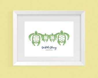 Twin Love - Turtles