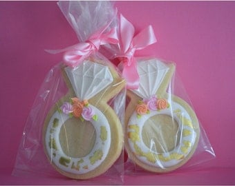 Add Satin Ribbons to my Sugar Cookies