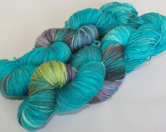 Sock Yarn 100% Superwash Merino Wool Deep