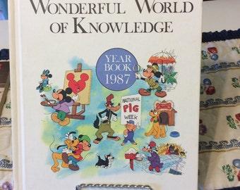 1987 Disney's Wonderful World of Knowledge