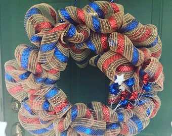 Wreath Memorial day/4th of July