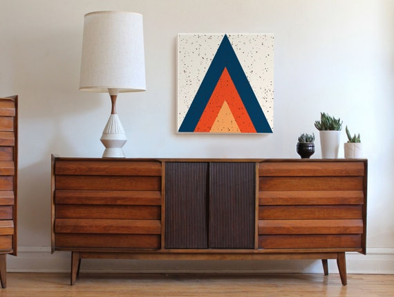ARROW canvas wall art