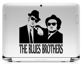 """The Blues Brothers"" bumper sticker"