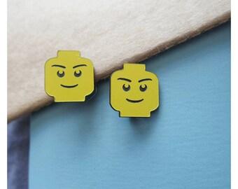 lego pin – Etsy