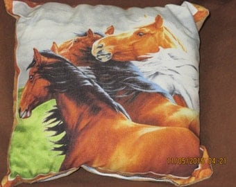 Horse Pillow - small
