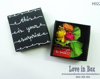 This Is Your Surprise/Handmade Box