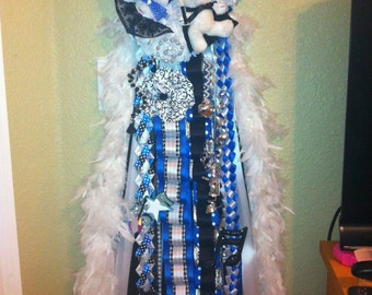 Texas Triple Homecoming Mum