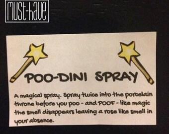 Poo-Dini (2 Oz Spray)