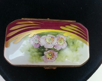 Authentic Limoges Box made in France