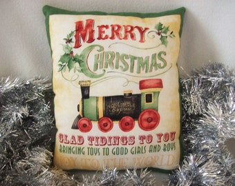 Christmas pillows 10in