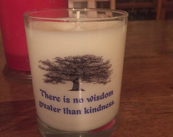 There is no wisdom greater than kindness