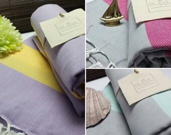 Bold Stripe, Turkish Towel