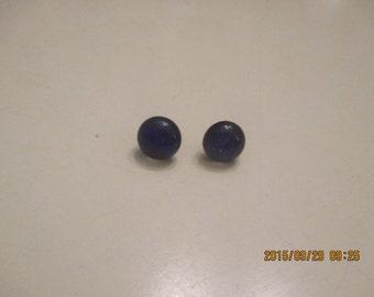 dichoric glass earrings