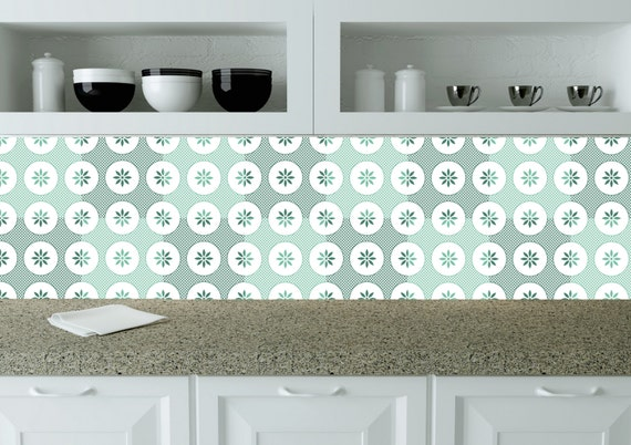 Portuguese Tiles Stickers Set Of 24 Decals Spanish Tiles