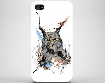 Iphone 6/5/4, Samsung S4/S5/S6/S7, phone case, case, owl phone case, strong case, owl