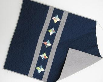Ready to ship! - Modern Quilt - Baby Quilt - Toddler Quilt - Wheelchair Quilt - Modern Blanket – Play Mat
