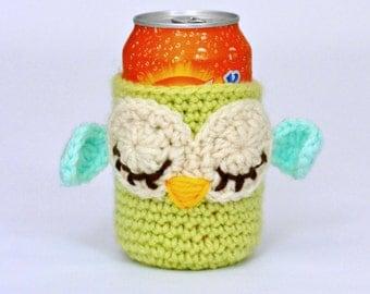 Sleepy Owl Can Cozy