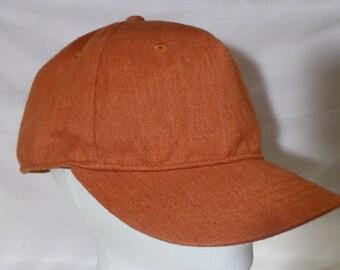 Yellow 108 Recycled Hemp Hat