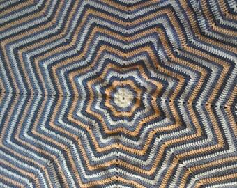 8 point star blanket