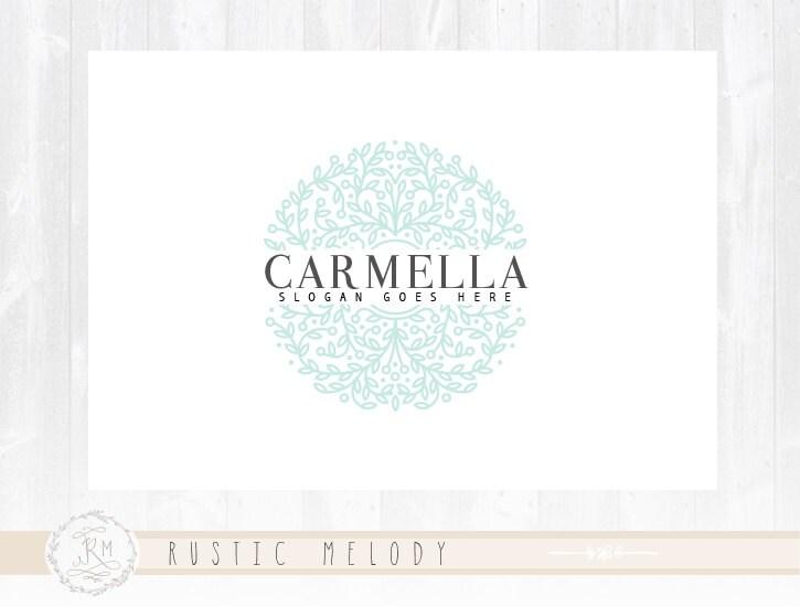 Wedding Logo Design Fashion Logo Elegant Logo Decor Logo