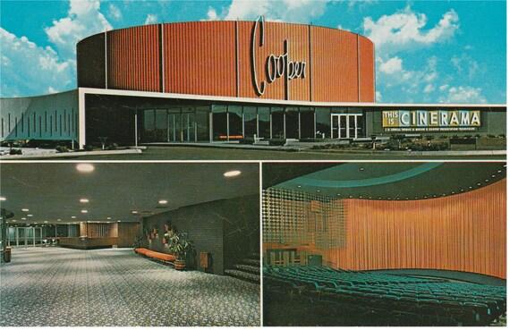 Denver, Colo - The Cooper Theatre - Postcard