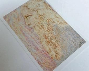 Bogomil, Art Postcard # 7, Lili Dimkova, Artist