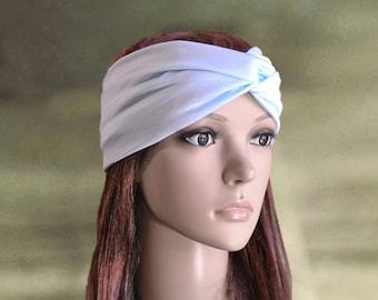 Yoga headband, Work out head band, Twisted hearband, Turban headbands, Fitness headband, Stretch headband, Womens headband, Women's headband