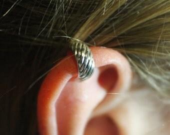 Sterling Ear Cuff