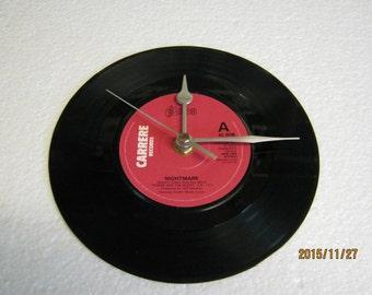 Saxon Record Wall Clock