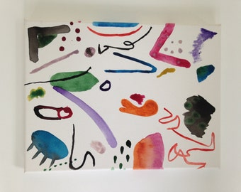 Blob painting #1