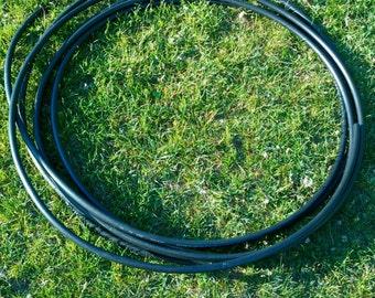 Black 1/2 Polyethylene Hoop (Beginner)