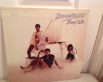Vintage LP Imagination 2 LPs- Scandalous and  Bodytalk
