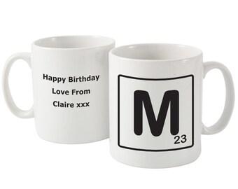 Coffee Mug Design Ideas periodic table mug coffee mug tea cupt personalised mug scrabble gift Periodic Table Mug Coffee Mug Tea Cupt Personalised Mug Scrabble Gift