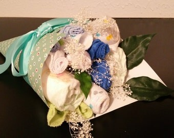 9-Piece Baby Bouquet