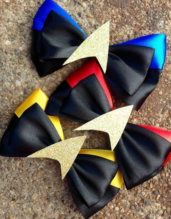 5 Year Mission Bows or Bowties