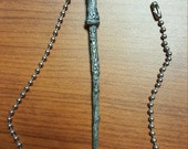 Harry Potter's Magic Wizard Wand from Ceiling Fan Beaded Pull Chain Hogwarts School