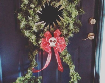 Nightmare Before Christmas WREATH - Made To Order