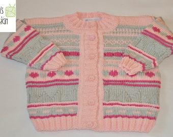 "Children's jacket ""Helen"" Gr. CA 74"