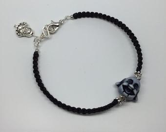 Blue Buddha's Bracelet