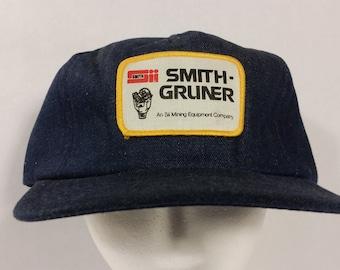 Smith-Gruner Vintage hat.