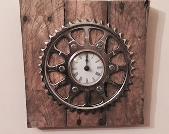 Sprocket Clock