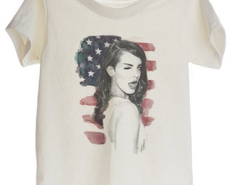 Lana Organic T-shirt for Kids