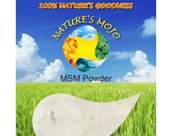 MSM (Pure) Methylsulfonyl Methane 1LB