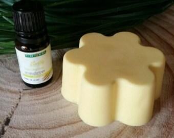 Lemongrass Flower Soap