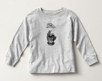 North Sea Hardcore | Storm in a Teacup long sleeved tee